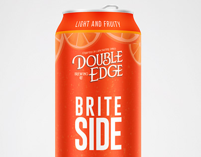 Brite Side Tangerine Beer - ProductLabel