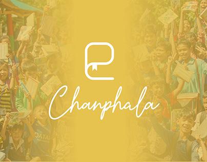 Chanphala Logo Design and Guidelines