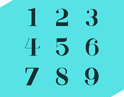 Chien   Grade only font