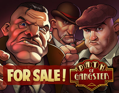PATH OF GANGSTER | slot game