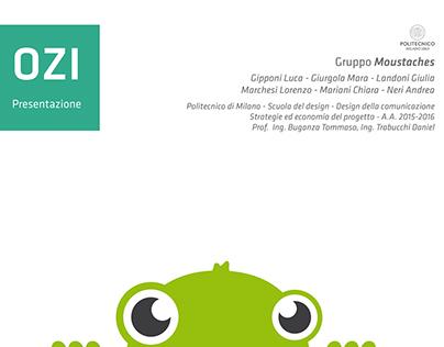Ozi - Un progetto a supporto dei bambini con DSA
