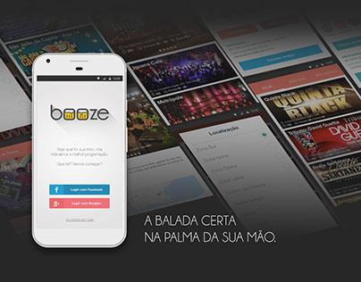 UX UI Mobile - Booze App