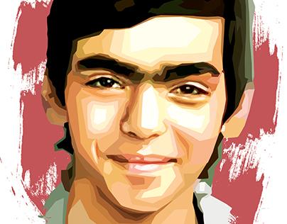 Berkin Elvan Portrait
