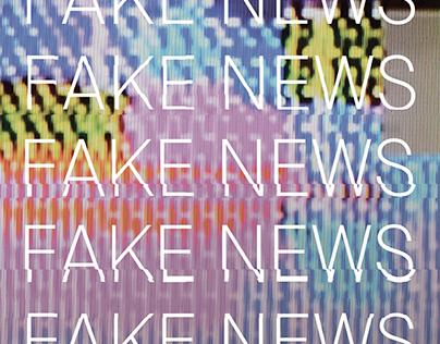 'Fake News' Exhibition Promo