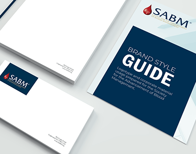 Brand Style Guide & Graphic Design for SABM