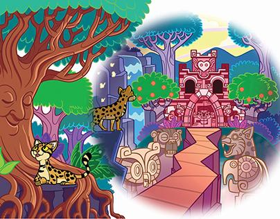 Children's book illustration part 2