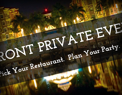 Bayfront Naples Private Dining Website Design + Dev
