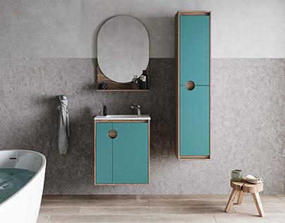 Ansi bathroom furniture