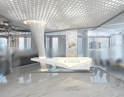 AURUM OFFICE INTERIOR DUBAI
