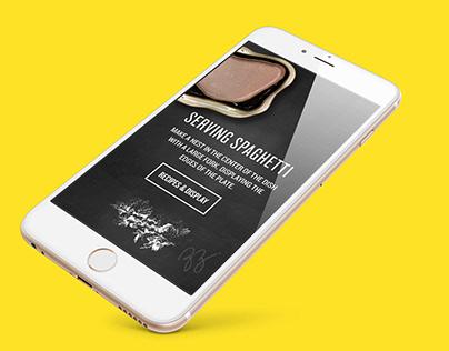 UX/UI & Branding for Barro Bueno