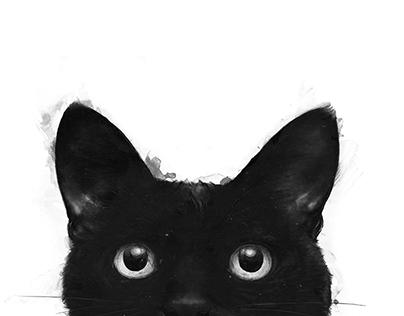 Are you awake yet? Cat