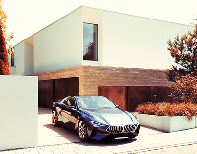 "BMW ""The 8"" Series Concept"