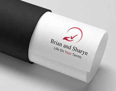 Brian and Sharyn Logo
