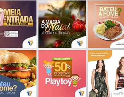 SOCIAL MEDIA   Shopping Tambiá