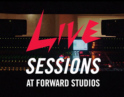 Nastro Azzurro Live Session @ Forward Studios
