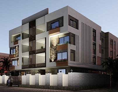 Topaz   Residential Elevation