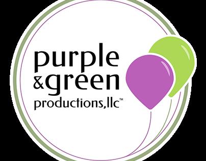 Purple & Green Productions, LLC Logo