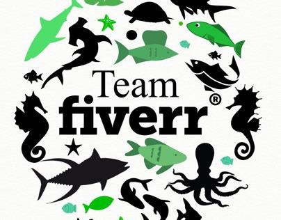 Fiverr team work