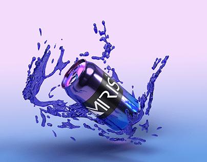 Can splash