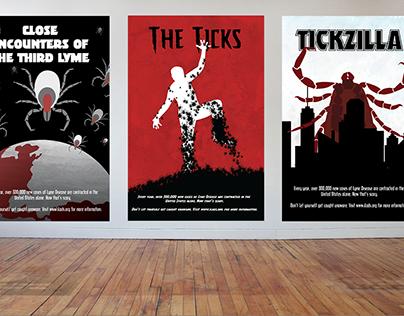 Lyme Disease Awareness Posters