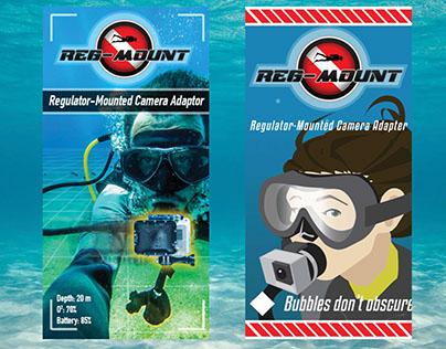 Reg-Mount Animated Ads