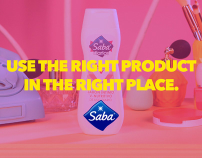 The right product · SABA