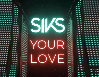 Siks - Your Love (Hexagon Label)