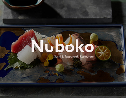 Nuboko | The perfect painting of Japanese cuisine