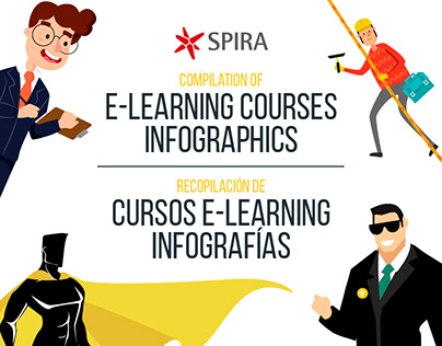 E-learning and Infographics / Infografías