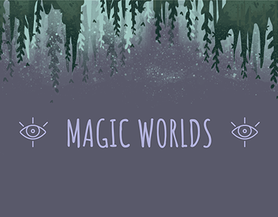 MAGIC WORLDS - Concept Art