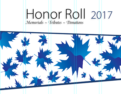 Hospice House: 2017 Honor Roll