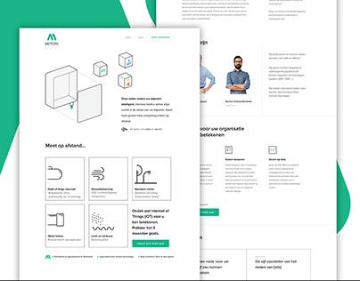 Design website Metopa.nl