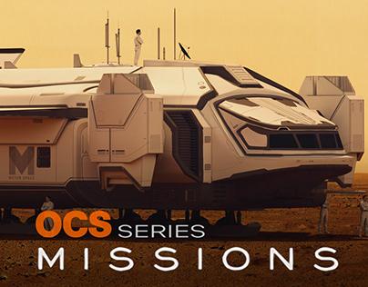 MISSIONS S2: Nausicaa Spaceship