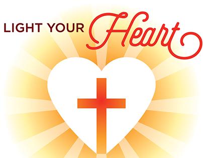 Church program logo