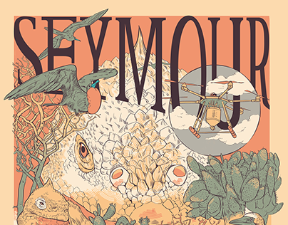 SEYMOUR - GALAPAGOS
