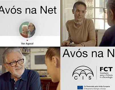 Avós na Net - Episódio 1