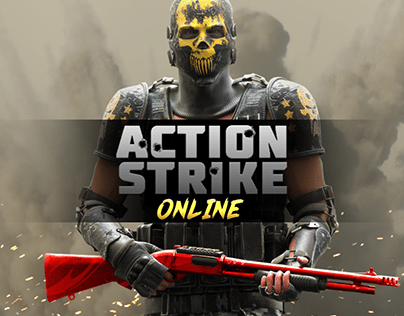 Action Strike First Person Shooter