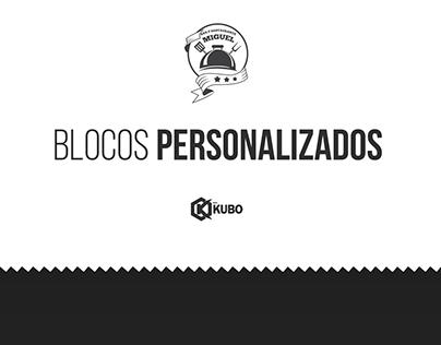 Blocos Personalizados