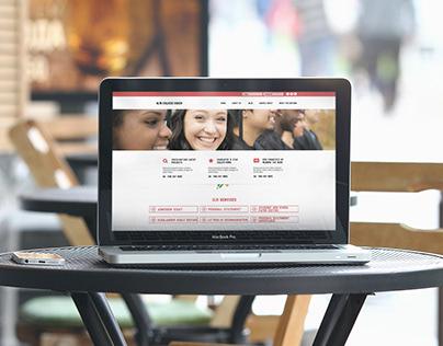 Alta College Coach Web Design