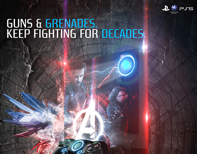 Playstation 5- Poster