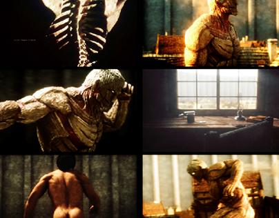 Attack on Titan (Shingeki no Kyojin) Trailer Title