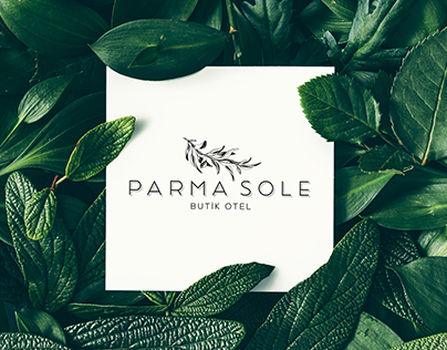 Parma Sole Boutique Hotel Logo Design