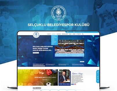 Selçuklu Belediyespor Klubü Web Sitesi