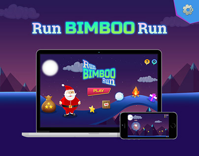 Run Bimboo Run - HTML5 Game