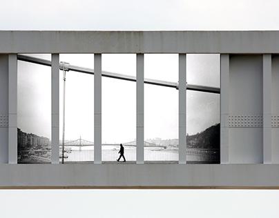 Fragments --- Danube bridges