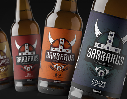 Barbarus Cerveja Artesanal