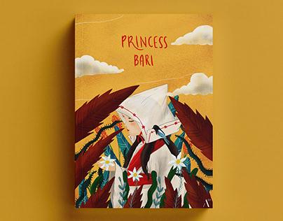 Book Cover - Princess Bari
