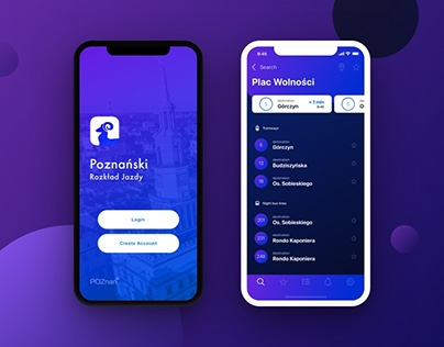 Urban timetable | iOS App