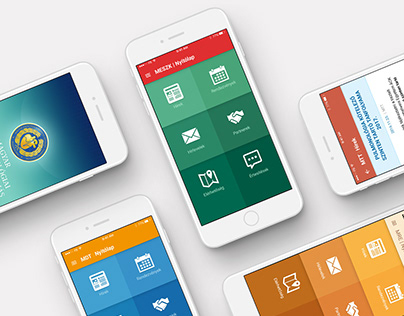 IntelliMed medical society app template (2016)