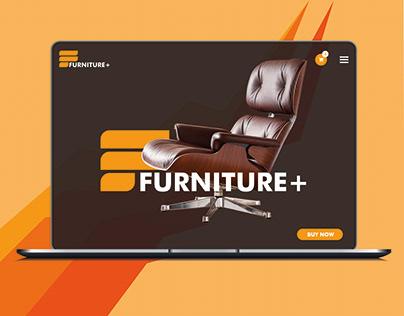 Furniture+ UI/UX Design Project Work
